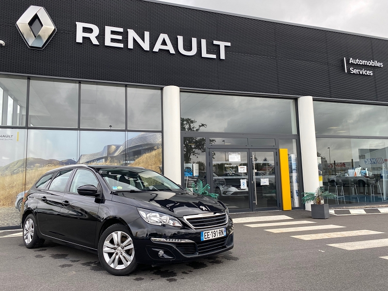 Photo 1 de l'offre de PEUGEOT 308 SW 1.6 BLUEHDI 120CH ACTIVE BUSINESS S&S à 12990€ chez Automobiles Services