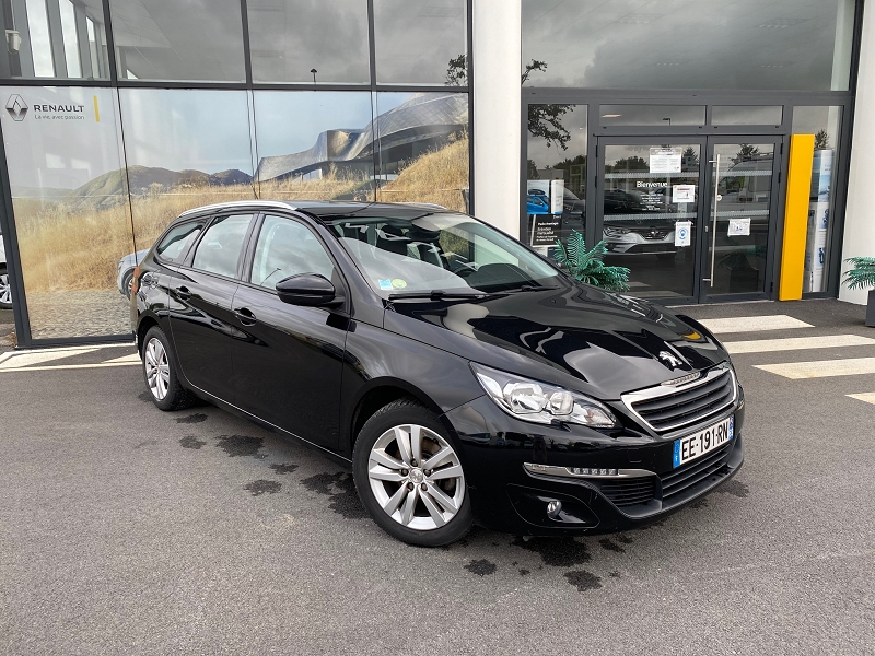 Photo 4 de l'offre de PEUGEOT 308 SW 1.6 BLUEHDI 120CH ACTIVE BUSINESS S&S à 12990€ chez Automobiles Services